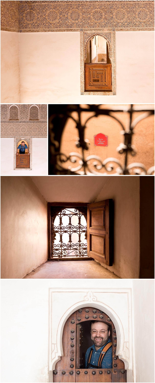 Medersa Ben Youssef (Morocco travel blog)