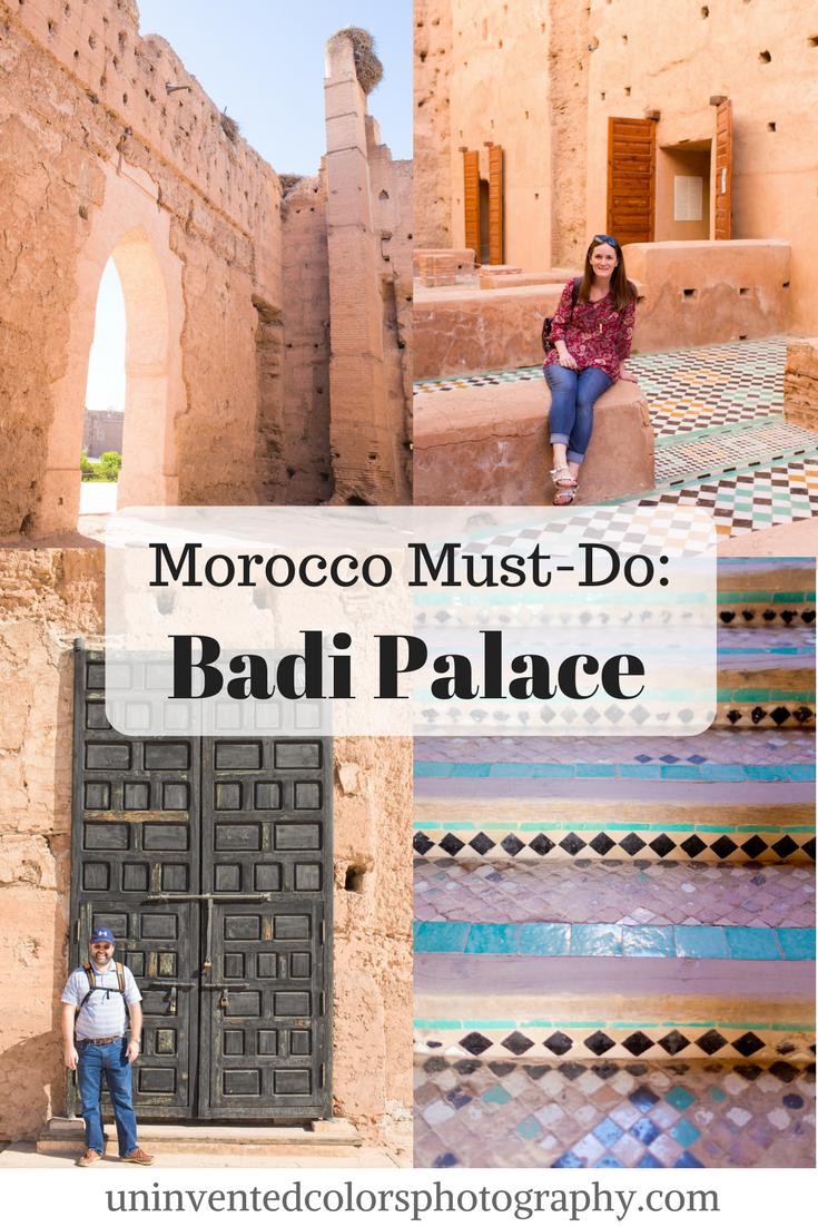 Badi Palace, Marrakech, Morocco Travel Blog
