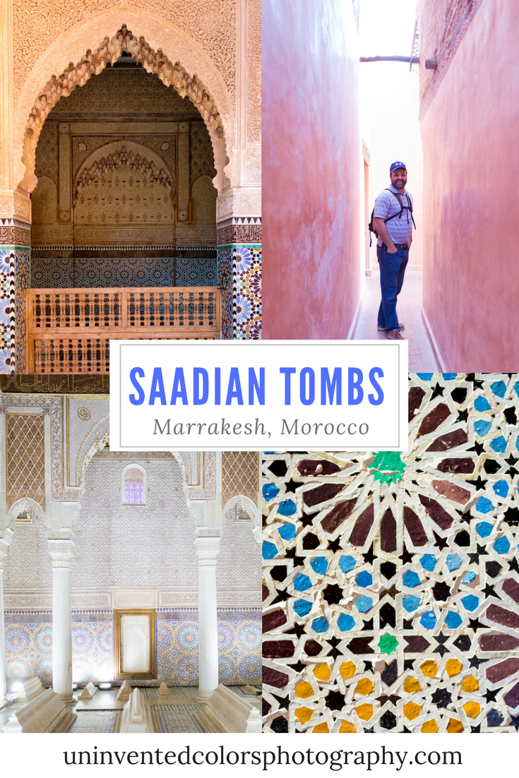 Marrakech, Morocco Travelogue: Saadian Tombs Photos and Travel Tips