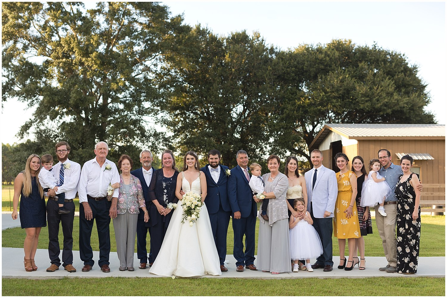 Kiln, MS wedding photographer family photos