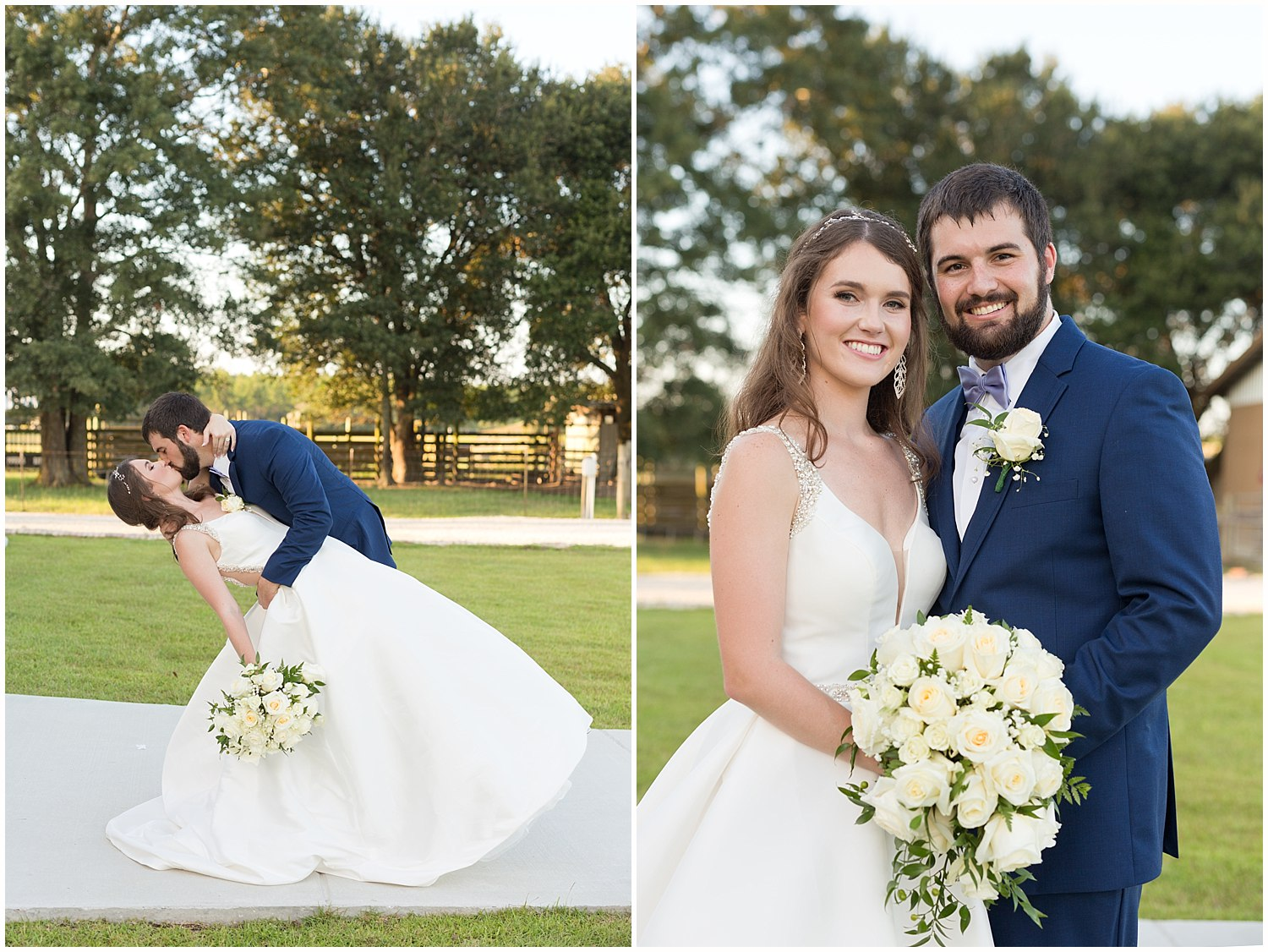barn wedding venue in Southern Mississippi