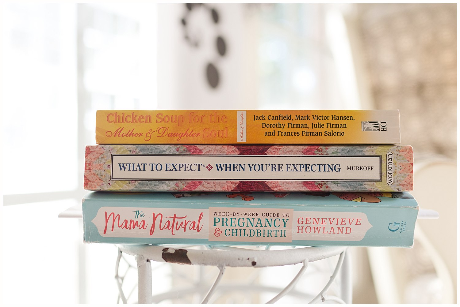 books for expectant and new moms