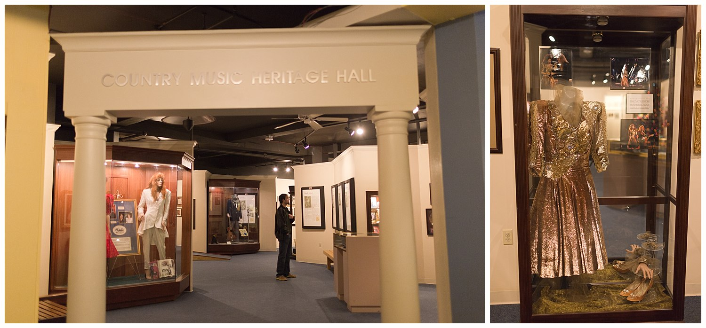 Loretta Lynn exhibit at Highlands Museum in Ashland, KY