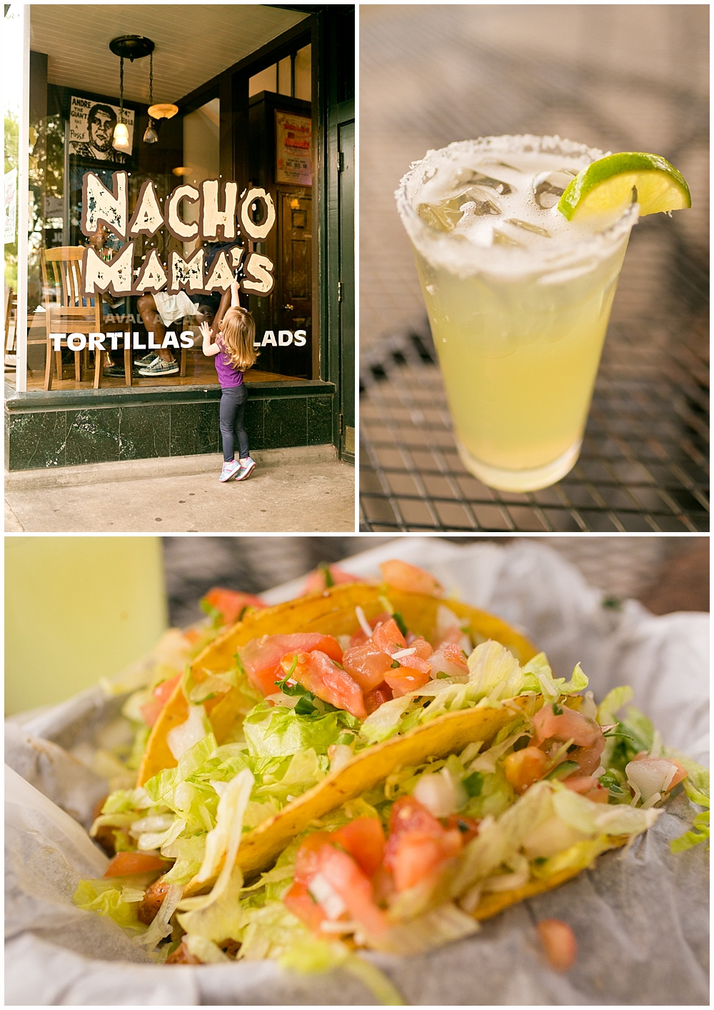 Nacho Mama's Mexican restaurant in Augusta, Georgia