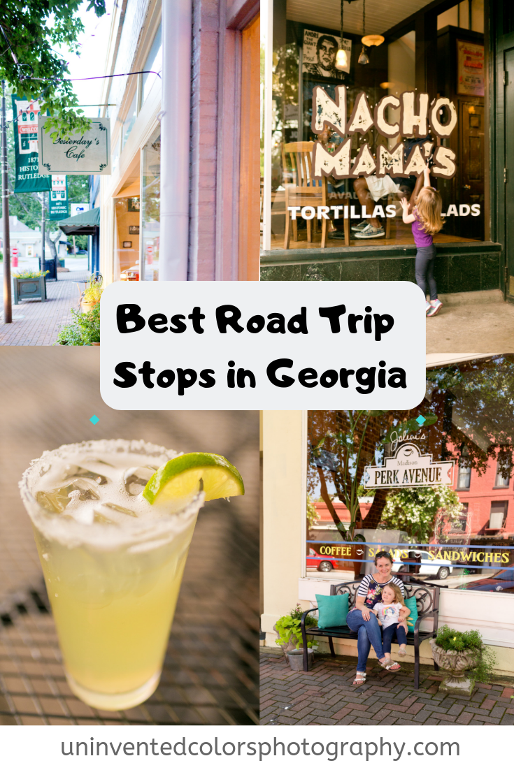 Best Road Trip Stops in Georgia - Family Travel Blogger