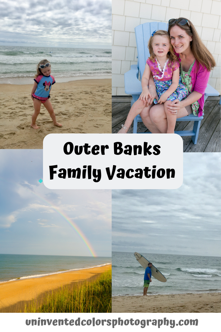 Outer Banks Family Vacation Travel Blog