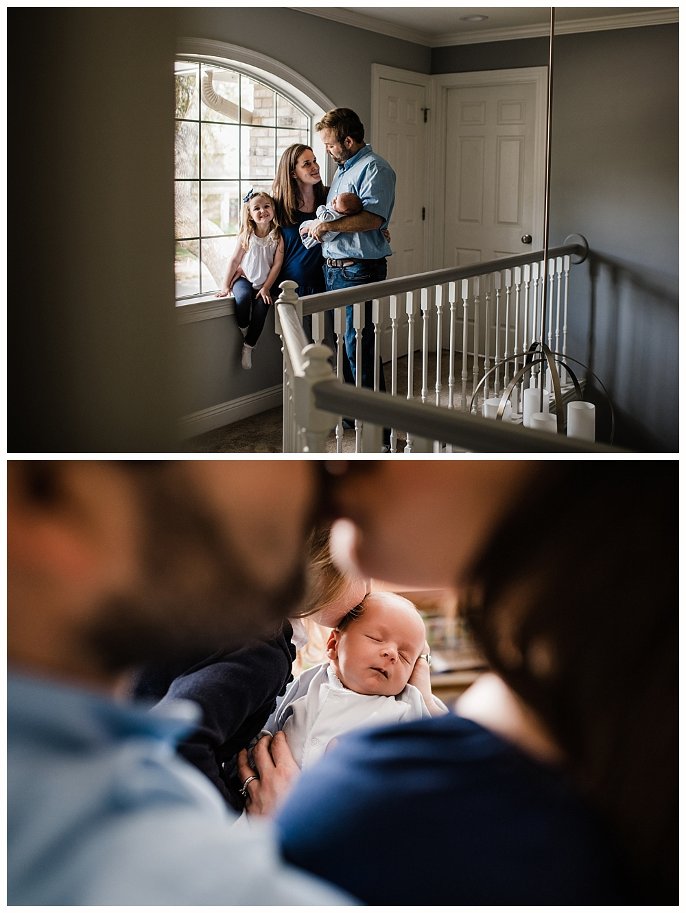 lifestyle newborn photographer in Ocean Springs, Missisisppi