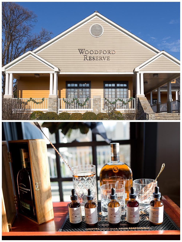 Woodford Reserve Bourbon Distillery
