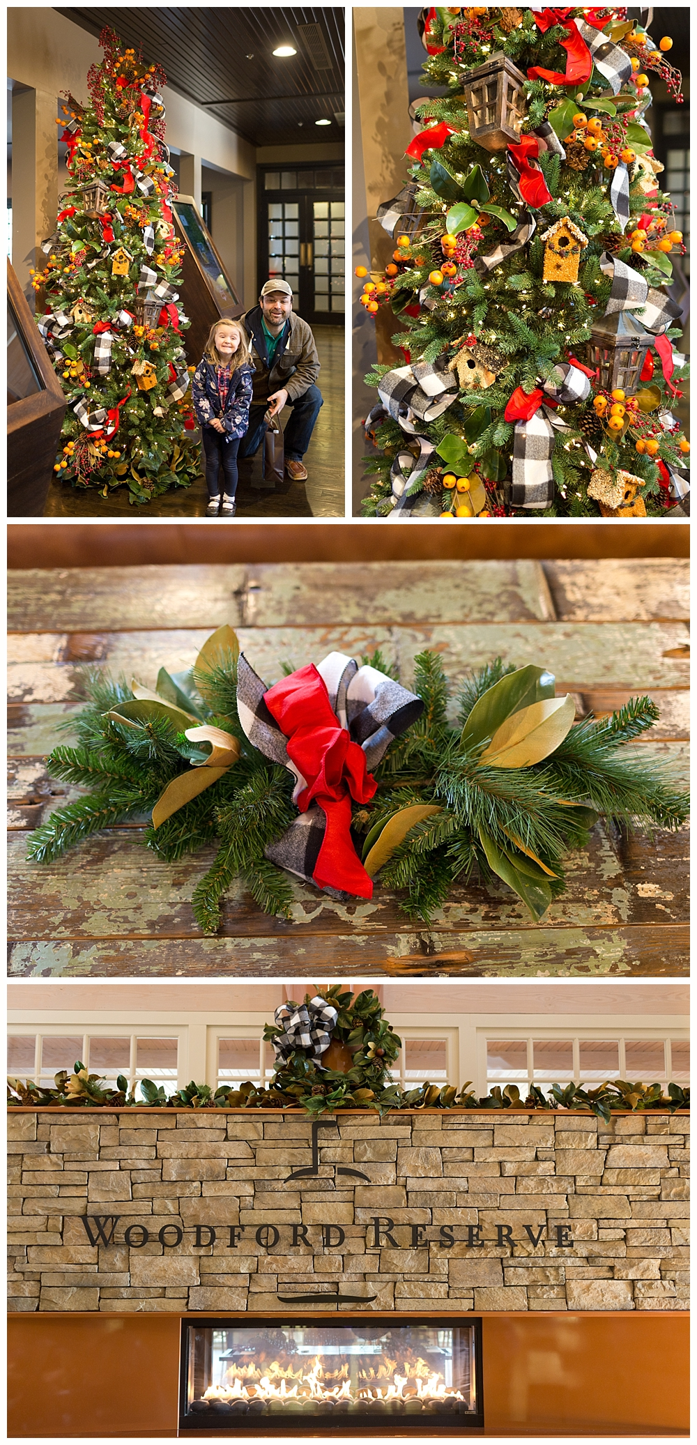 Woodford Reserve Christmas Decorations