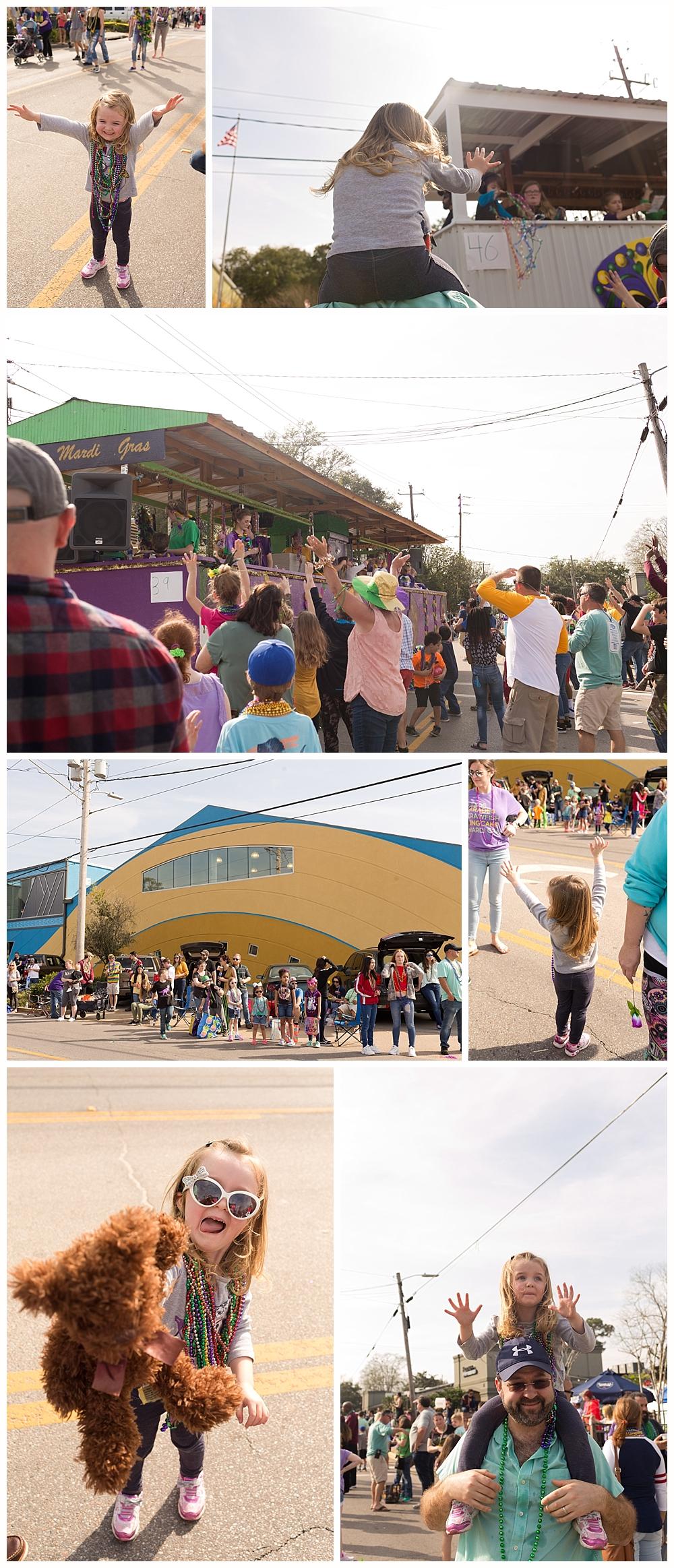 Ocean Springs Elks Mardi Gras Parade