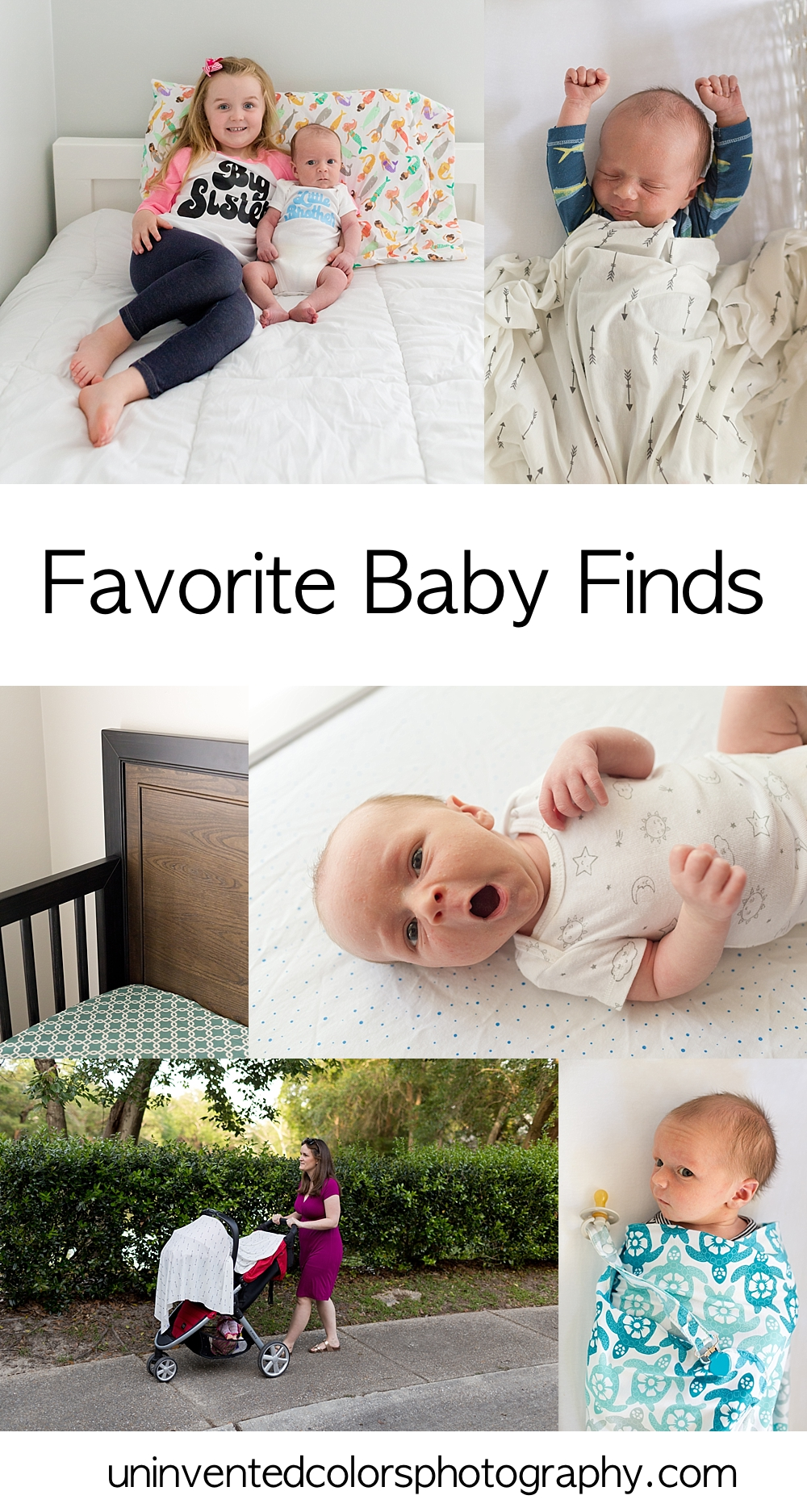 Favorite Baby Finds - best baby blankets, best crib sheets