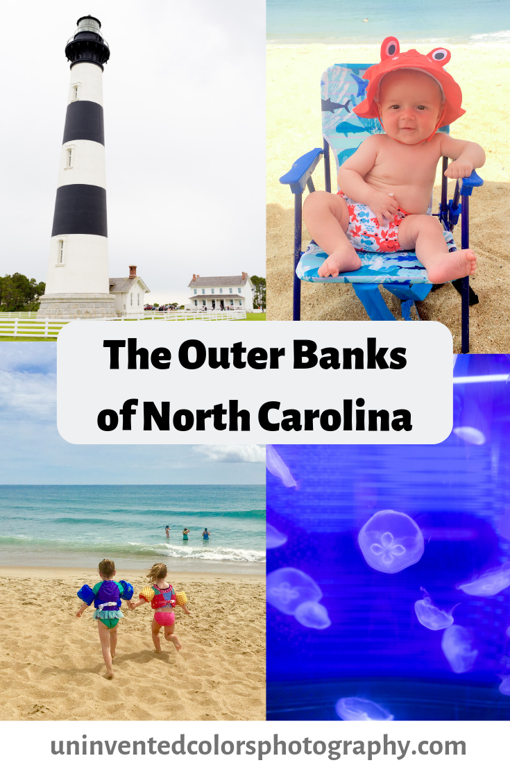 Outer Banks North Carolina family travel blog