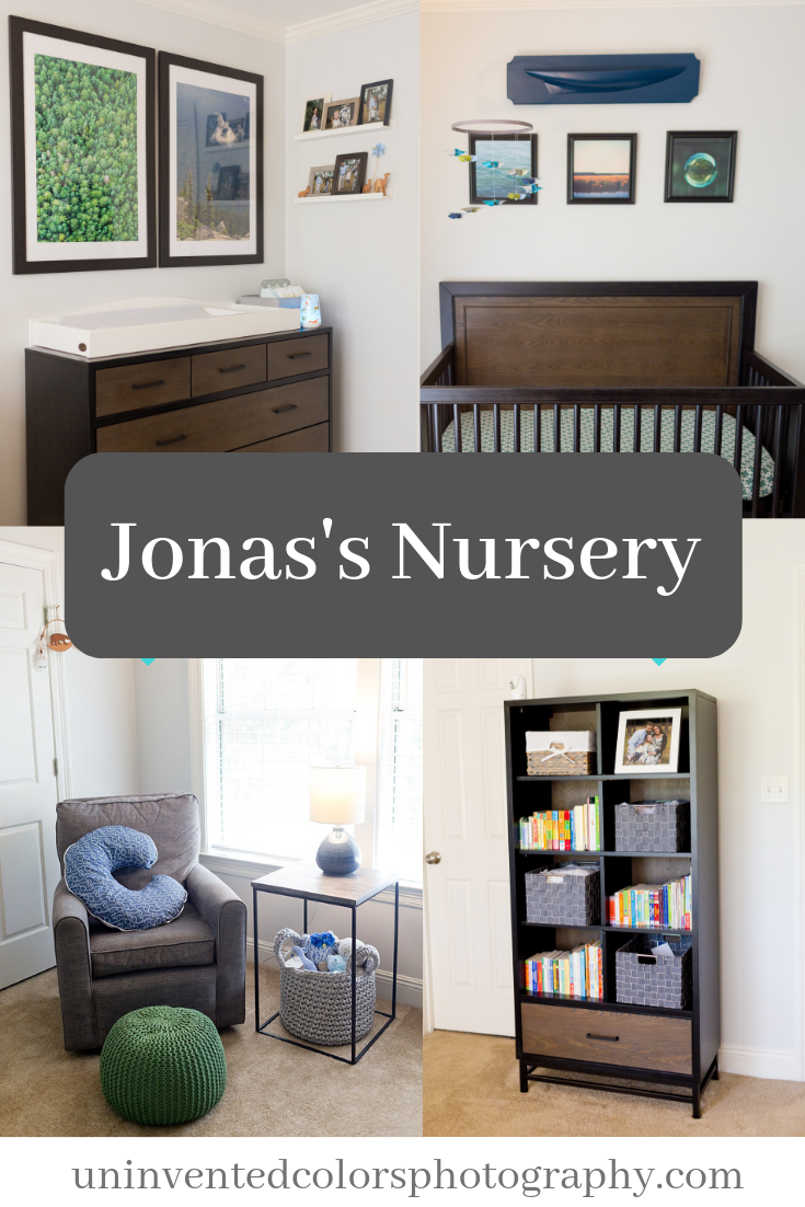 classy baby boy nursery decor