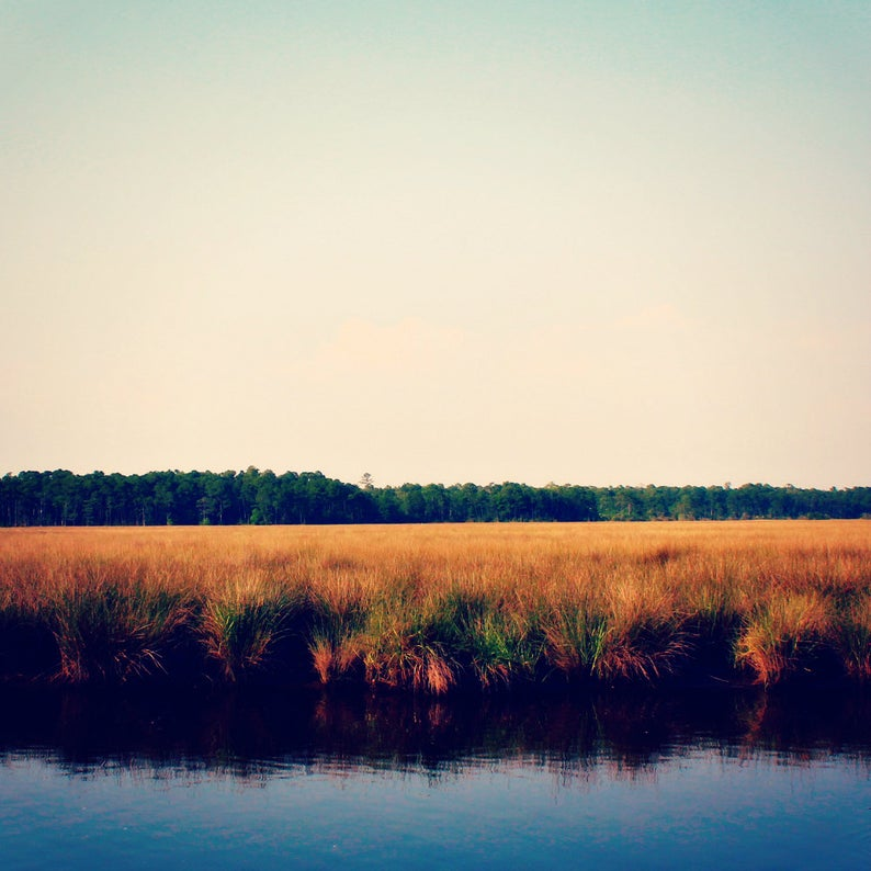 Fort Bayou Photo Print by Uninvented Colors - masculine wall art