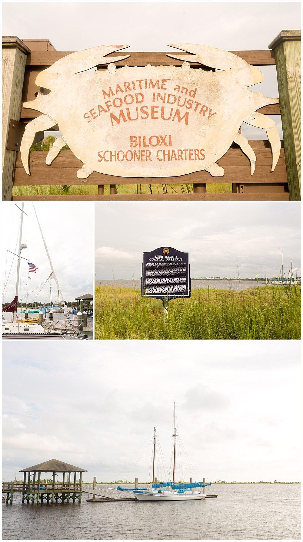 Biloxi Schooner cruises