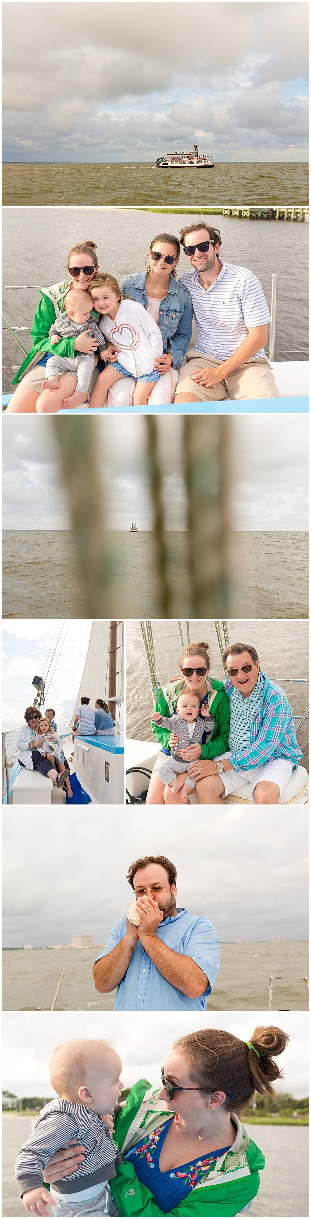family fun on Biloxi Schooner Cruise - Mississippi Coast tourism