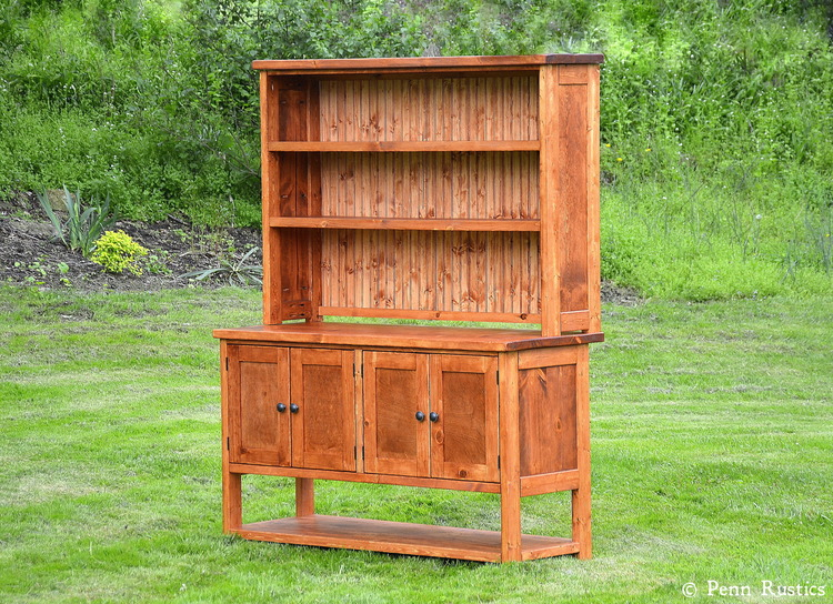 Penn Rustics - RUSTIC BUFFET AND HUTCH.jpg
