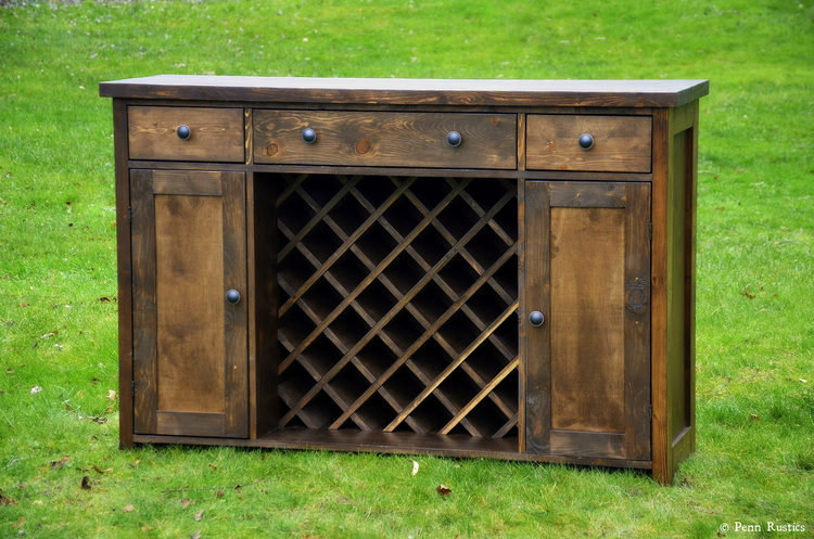 RUSTIC DINING ROOM WINE BUFFET.jpg