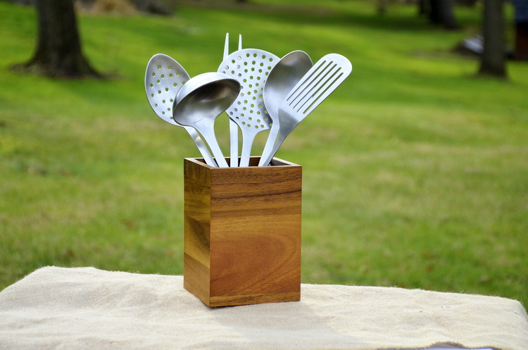 EVERYDAY RUSTIC WOOD UTENSIL HOLDER.jpg
