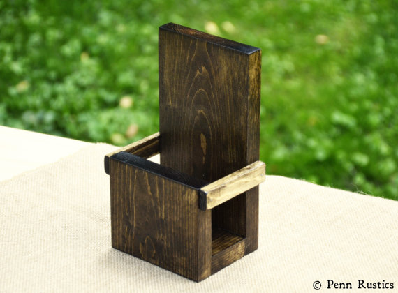 Everyday Rustic Wood Menu Holder Display.jpg