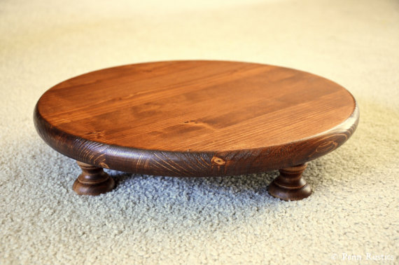 Celebrations Country Rustic Round Wood.jpg