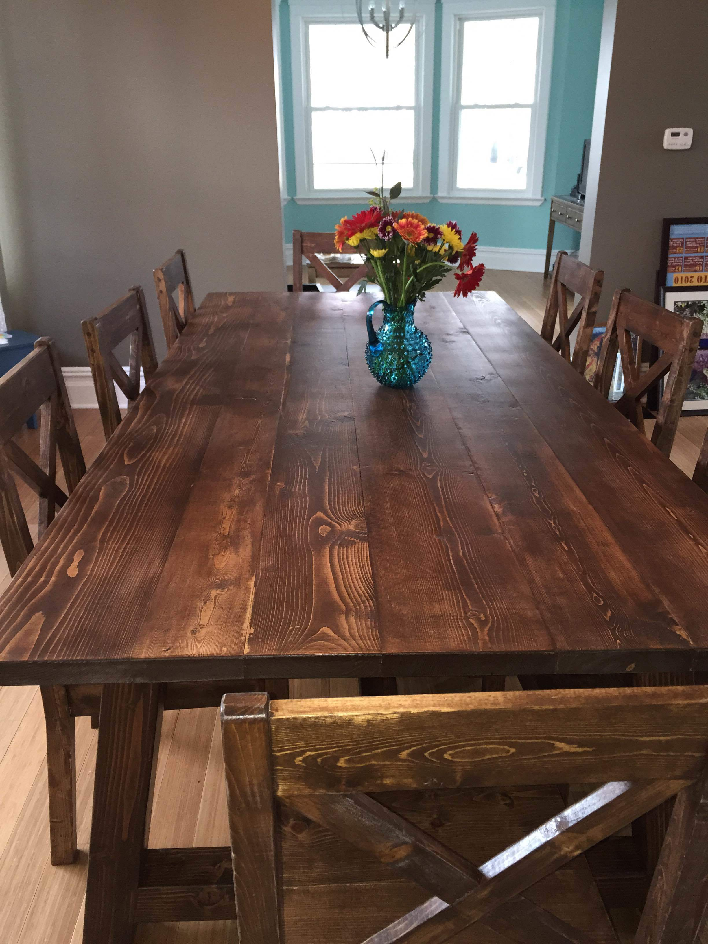 Truss Beam Table and Chairs. Fein 1.JPG