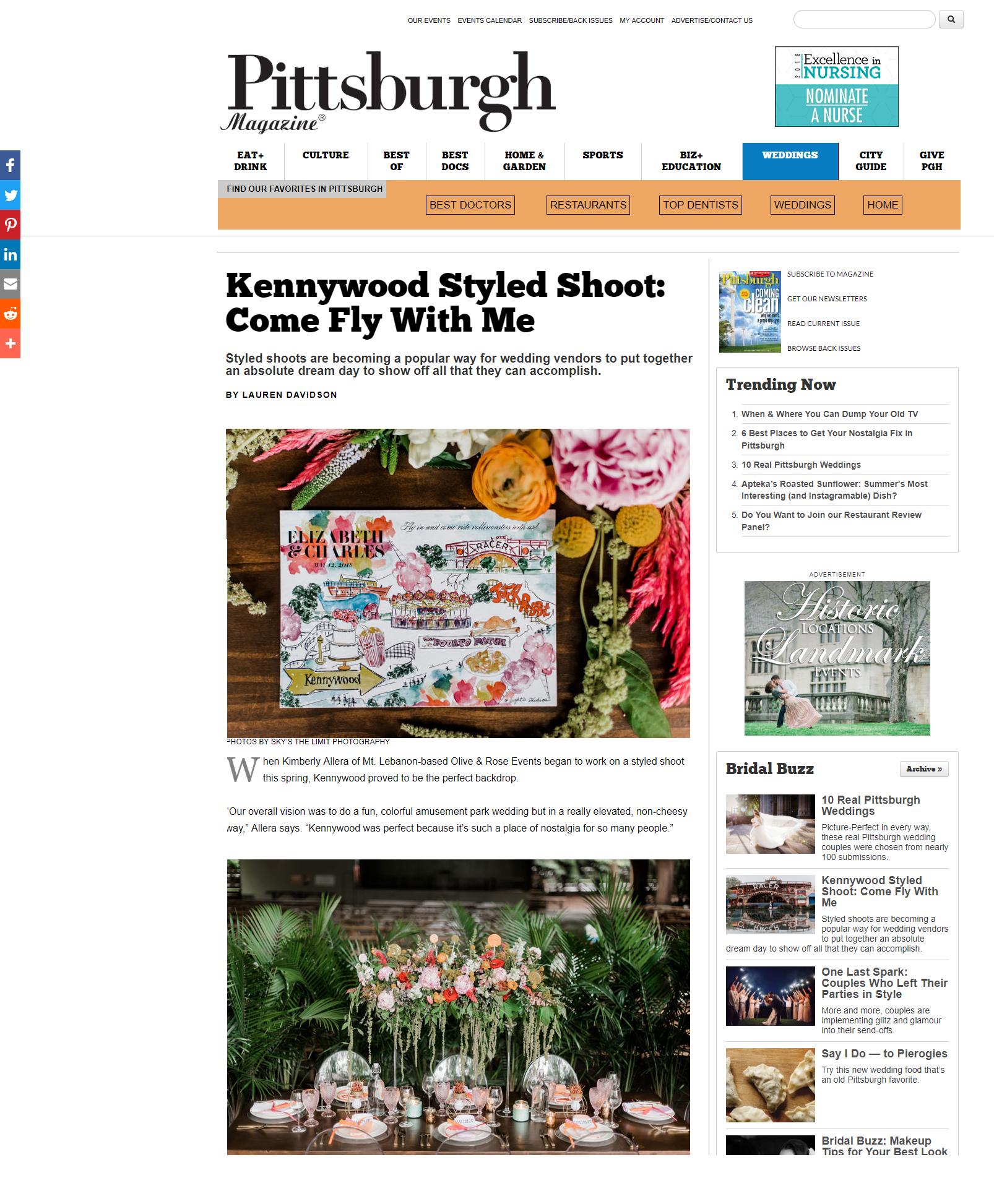 Pittsburgh Magazine Weddings_August 2018_Kennywood Shoot.png