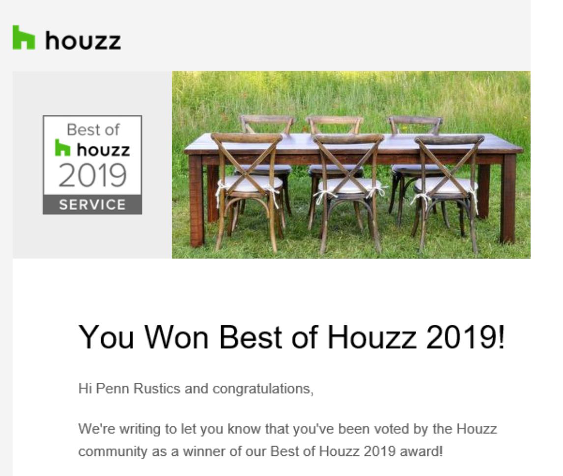 Penn Rustics Houzz 2019 Winner Notification.png
