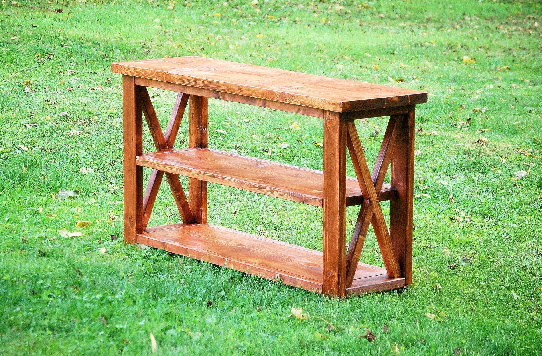 Penn Rustics_Rustic X Entryway Table.jpg