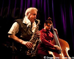 Lee Konitz & Jeff Denson