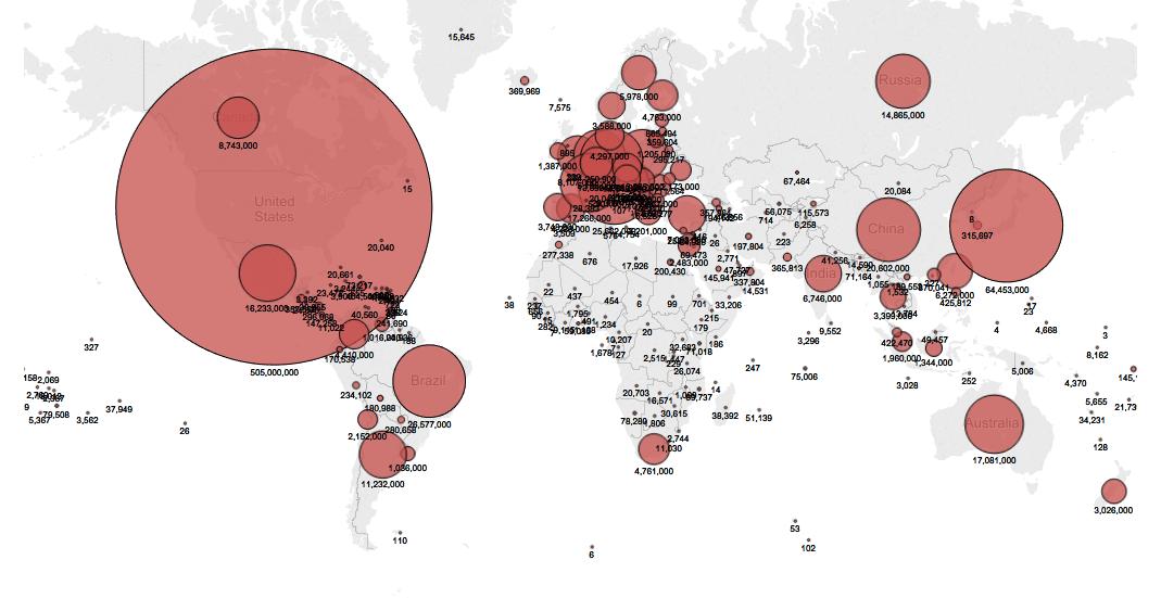 Internet Host Map_2501