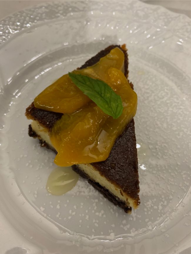 Taverna del Marchese ricotta, peach IMG_5905.jpg