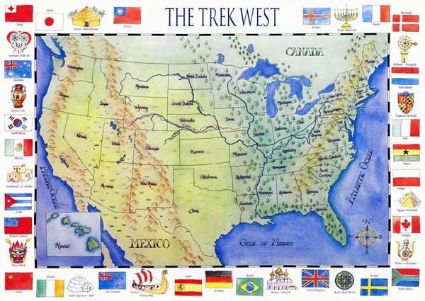 The Trek West