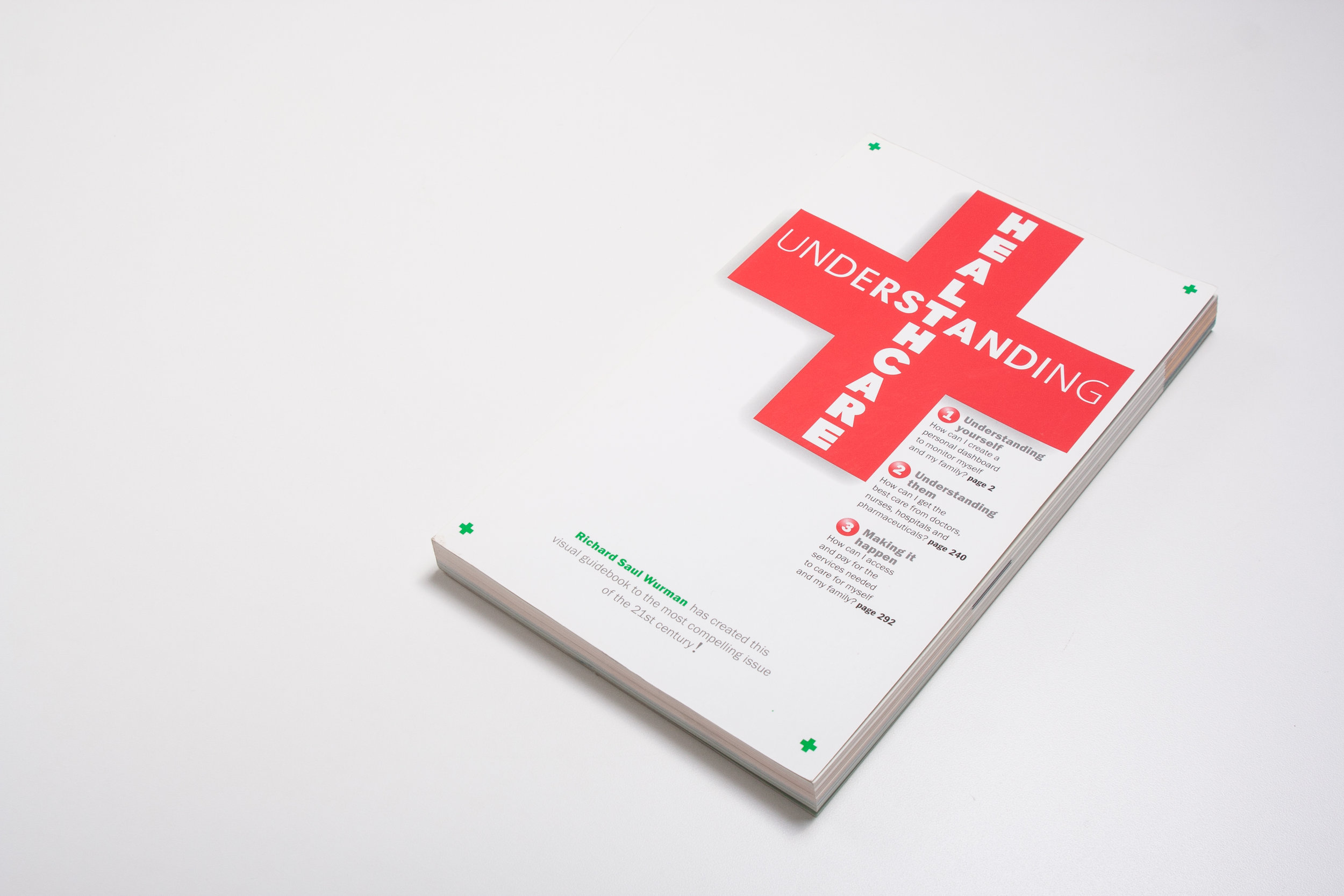 Richard Saul Wurman | Understanding Healthcare