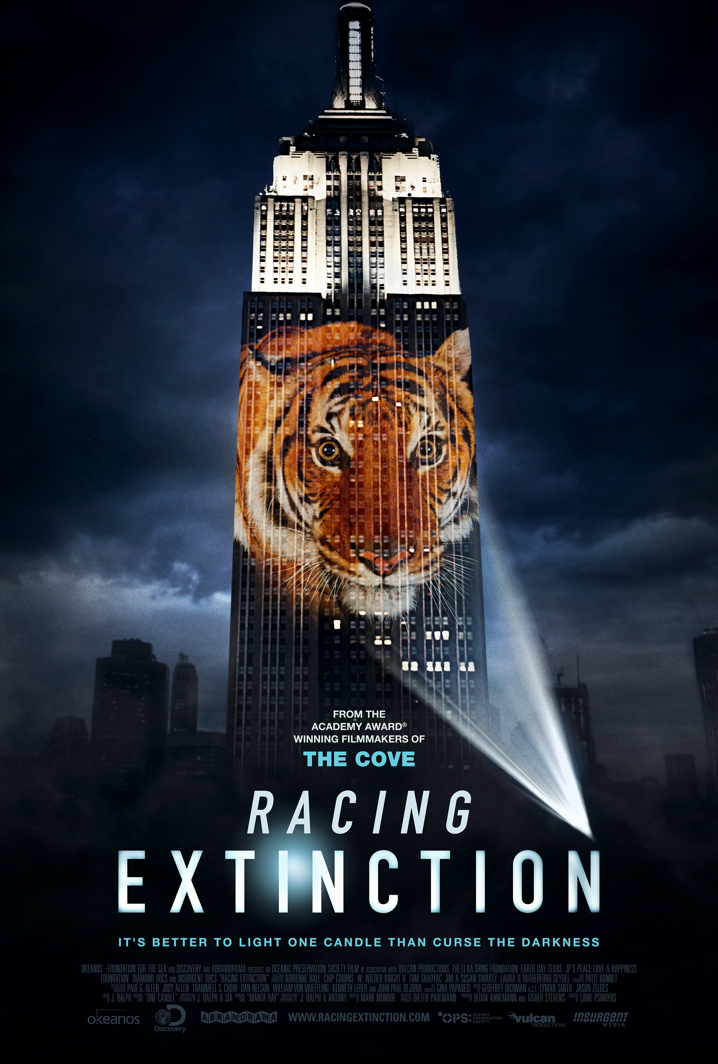 Racing Extinction' Review by Daghan Dalgic — Devotion to Cinema
