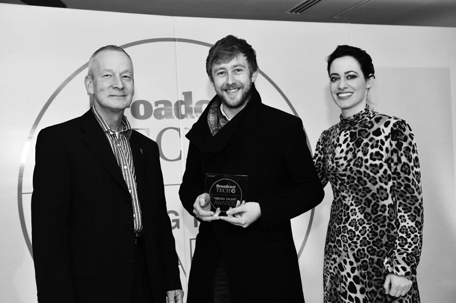 Robert Bates. Young Colourist of the Year 2013
