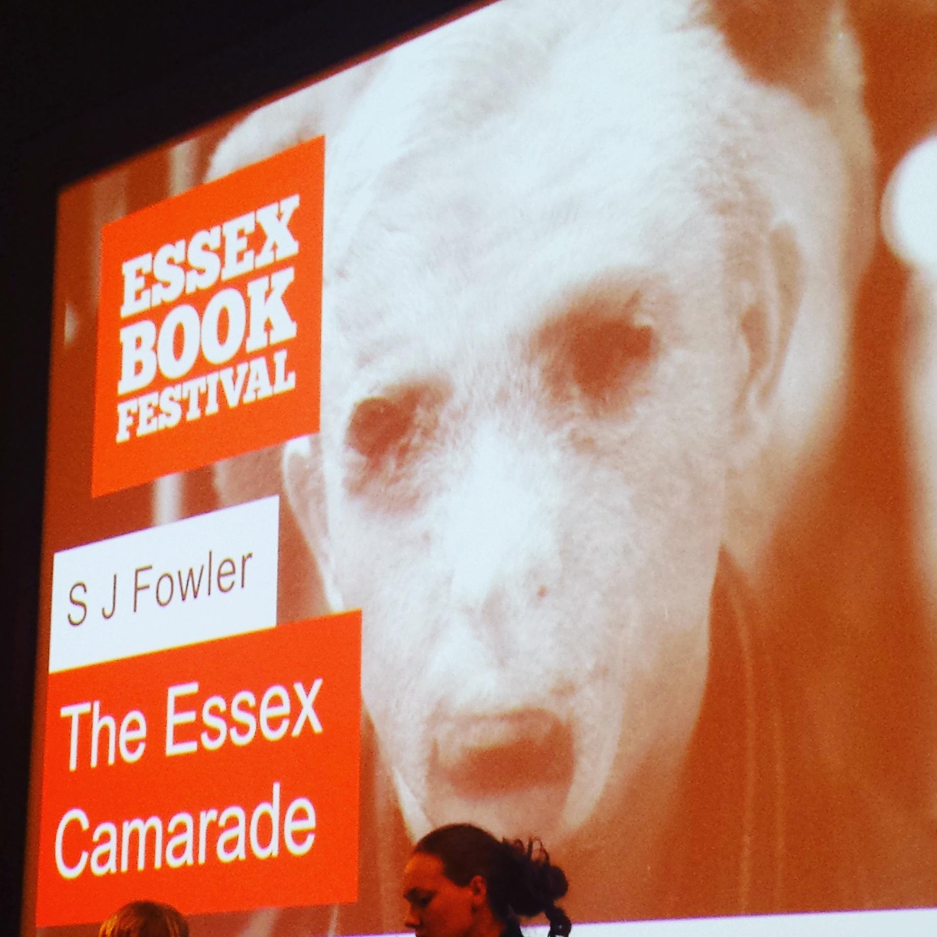 The Essex Book Festival Camarade