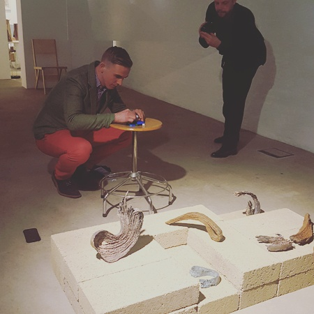 Lexicon performance at Marsden Woo Gallery