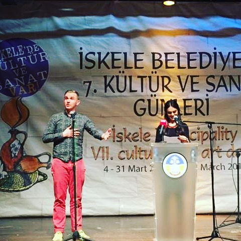 The Iskele Poetry Festival: Cyprus 2016