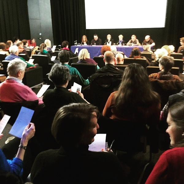 The StAnza Poetry Festival: St.Andrews, Scotland 2016