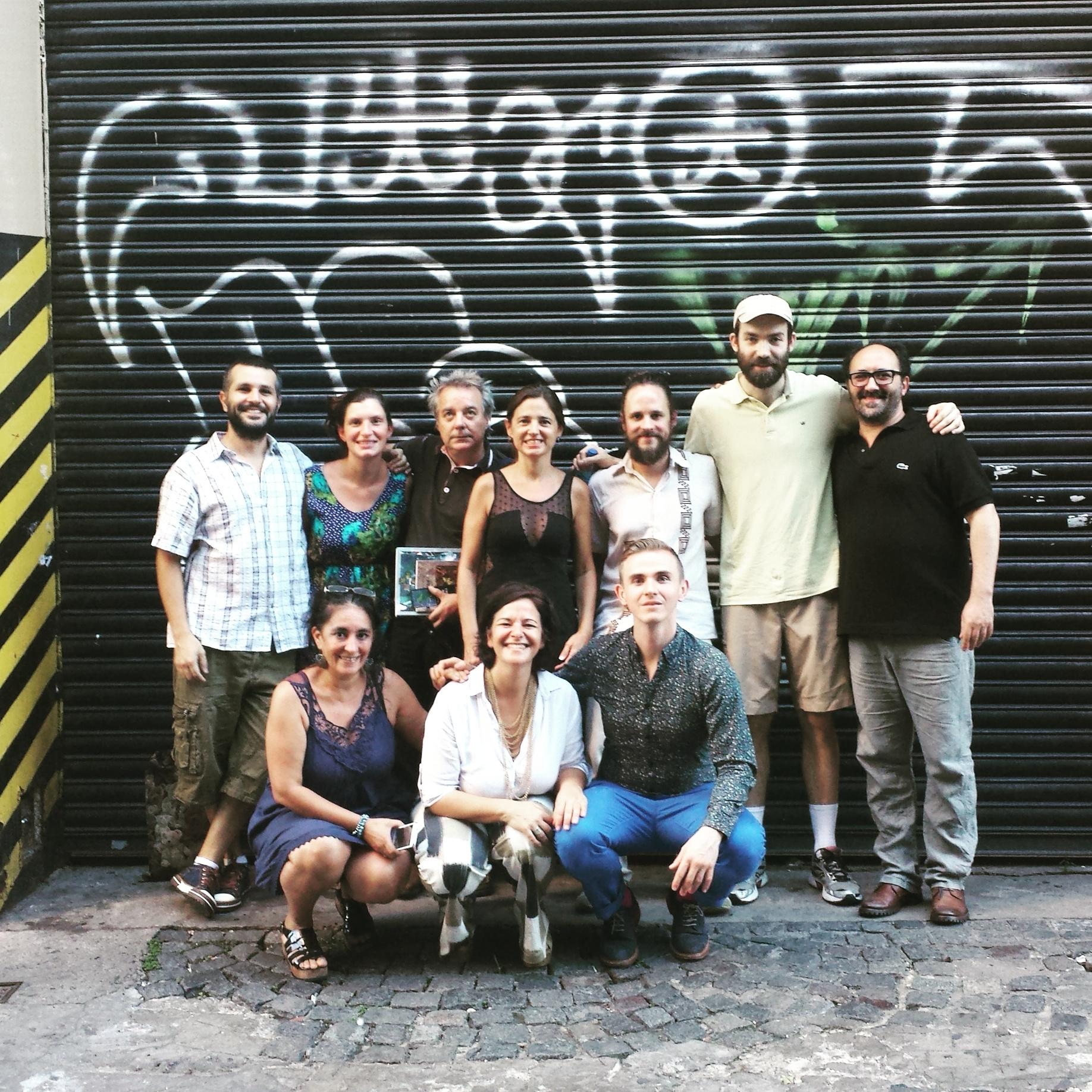 El Tercer Lugar: Buenos Aires, Argentina 2016