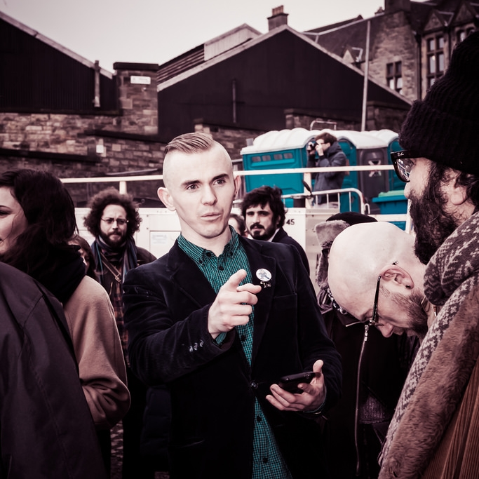 Hidden Door Festival, Edinburgh: Scotland 2014