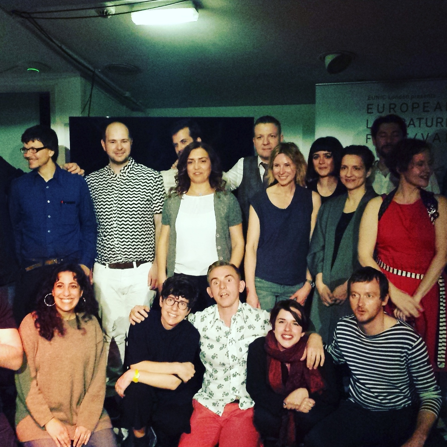 European Poetry Night London