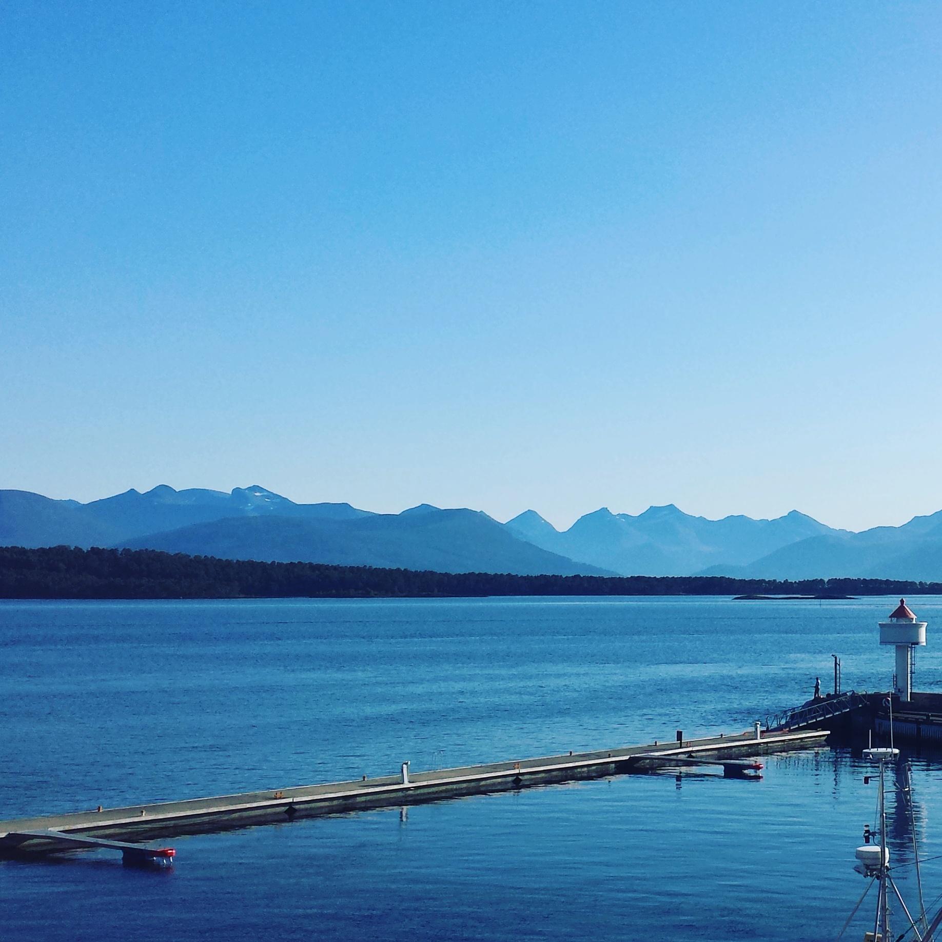 Bjørnson Festival, Molde & Bergen Bibliotek: Norway 2016