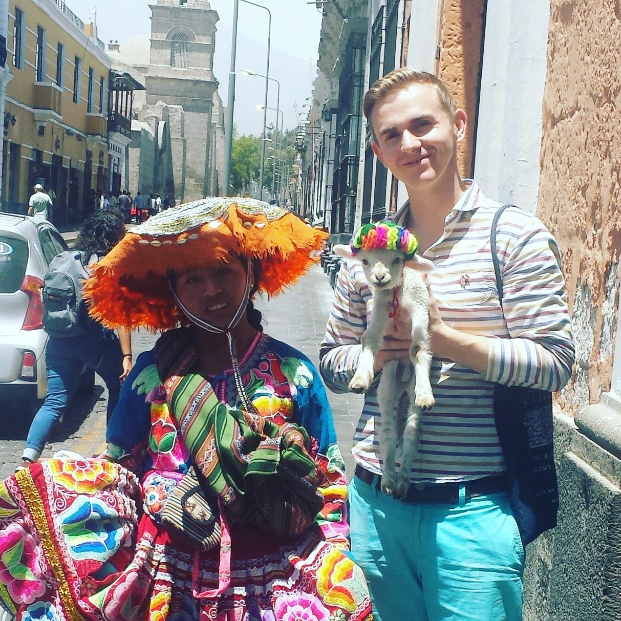 Hay Festival Arequipa: Peru 2016
