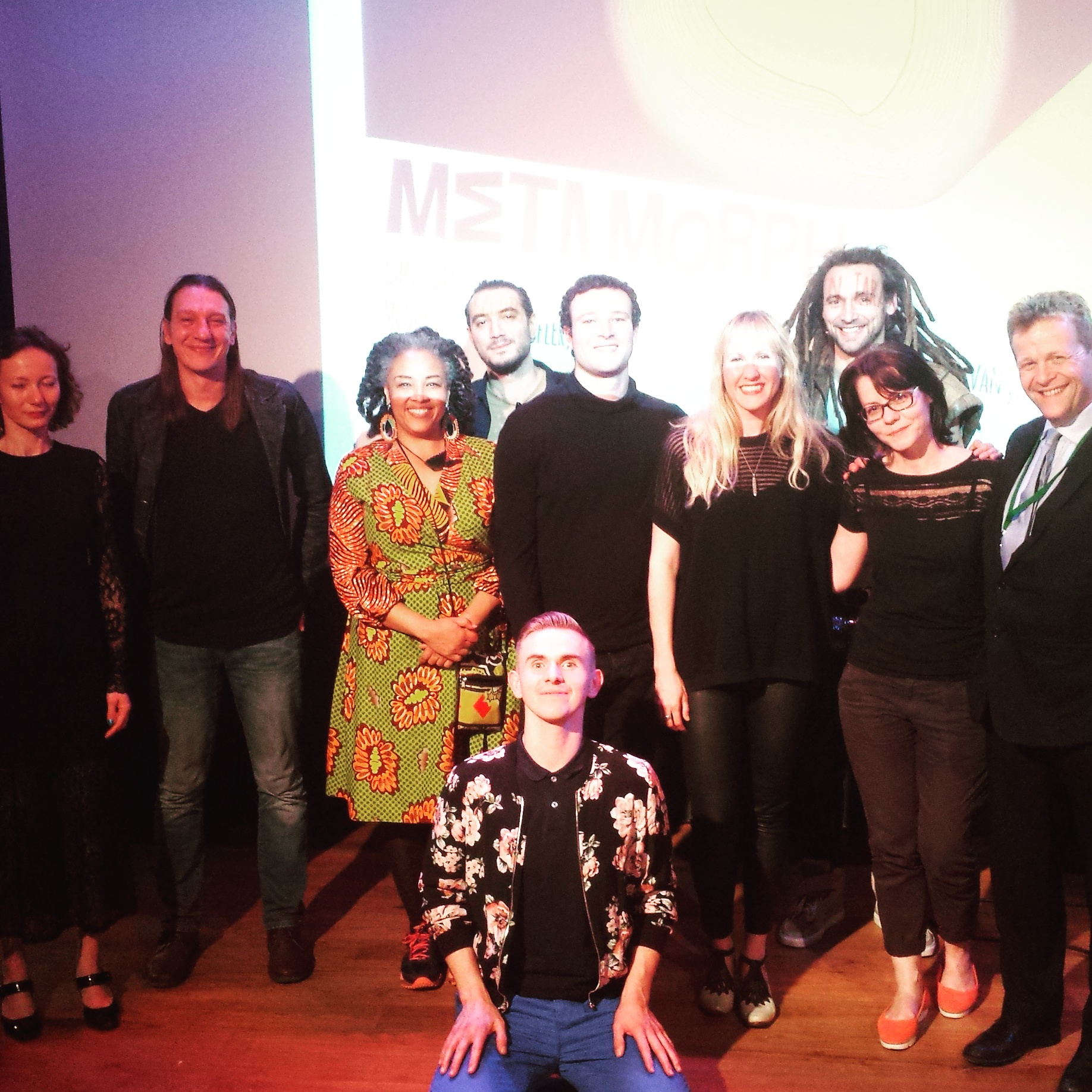 MetaMorph: Bucharest Poetry Festival, Romania 2017
