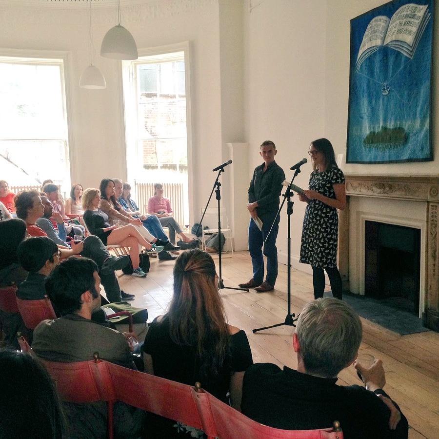 Poetry Ireland: Dublin 2017