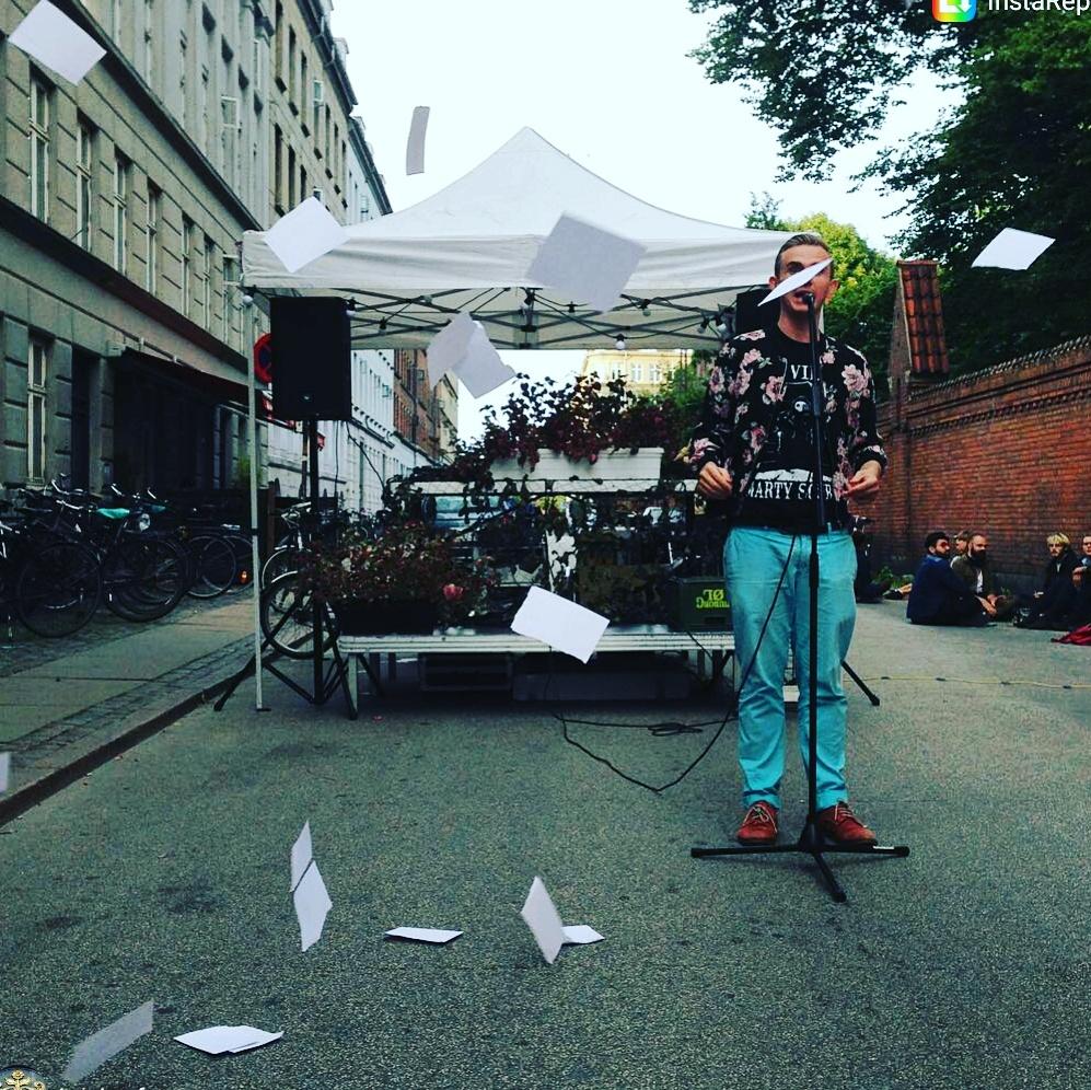 Reverse Poetry Festival Copenhagen 2017