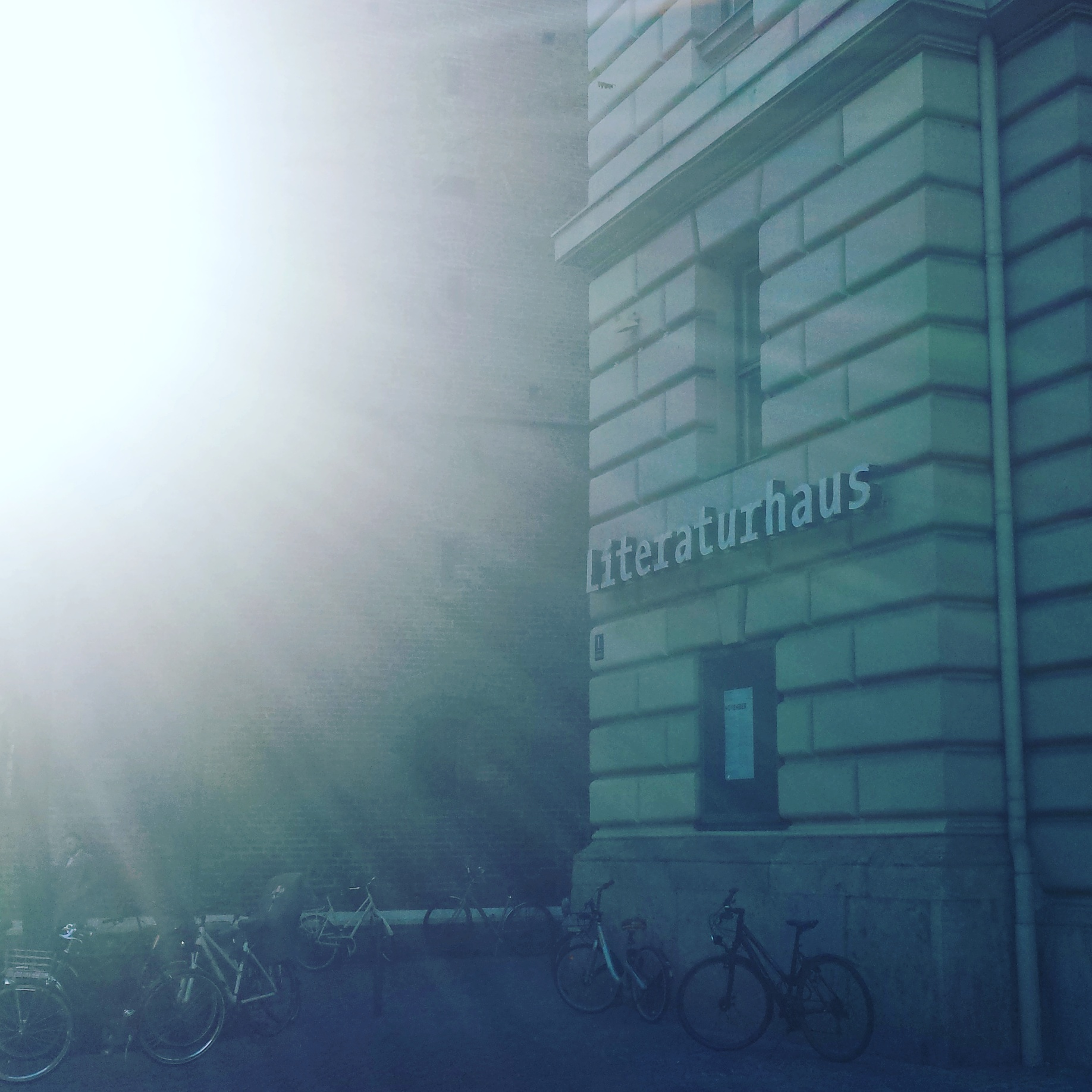Literaturhaus: Munich 2017