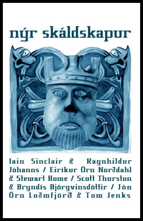 Nyr Skaldskapur    new Icelandic poetry in collaboration    Knives Forks & Spoons Press